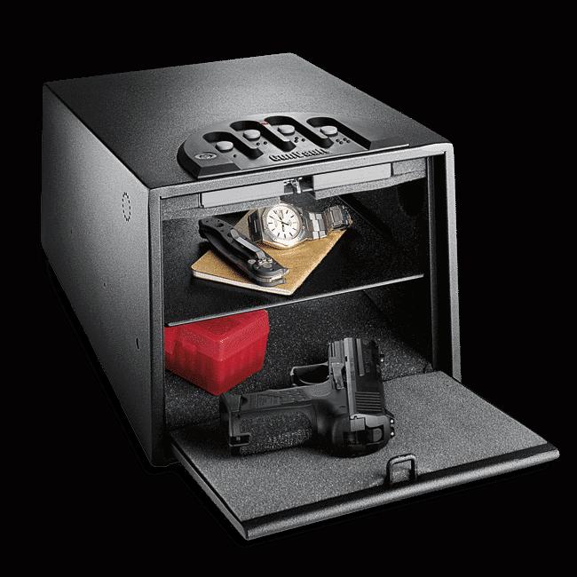 GunVault GV2000S Multi Vault Standard Safe