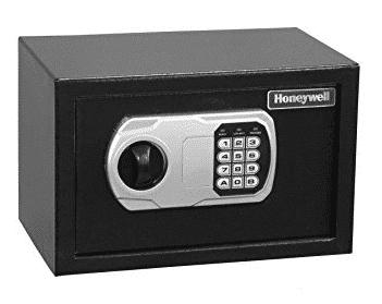Honeywell Small Steel Security Safe