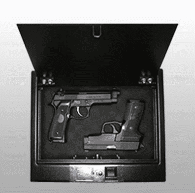 LockSafe Biometric Pistol Safe