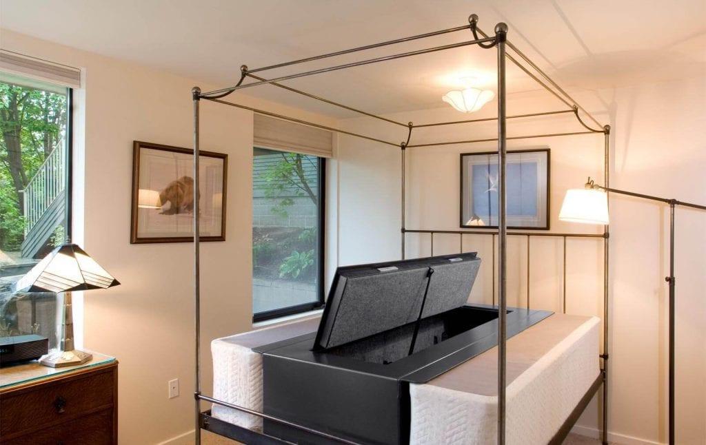 Bed Bunker Gun Safes
