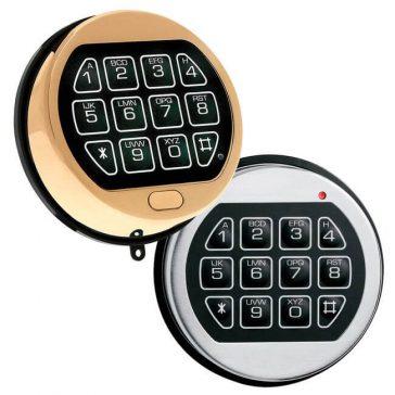 la gard electronic keypads