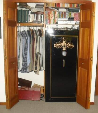 Gun Safe For Theft Protection