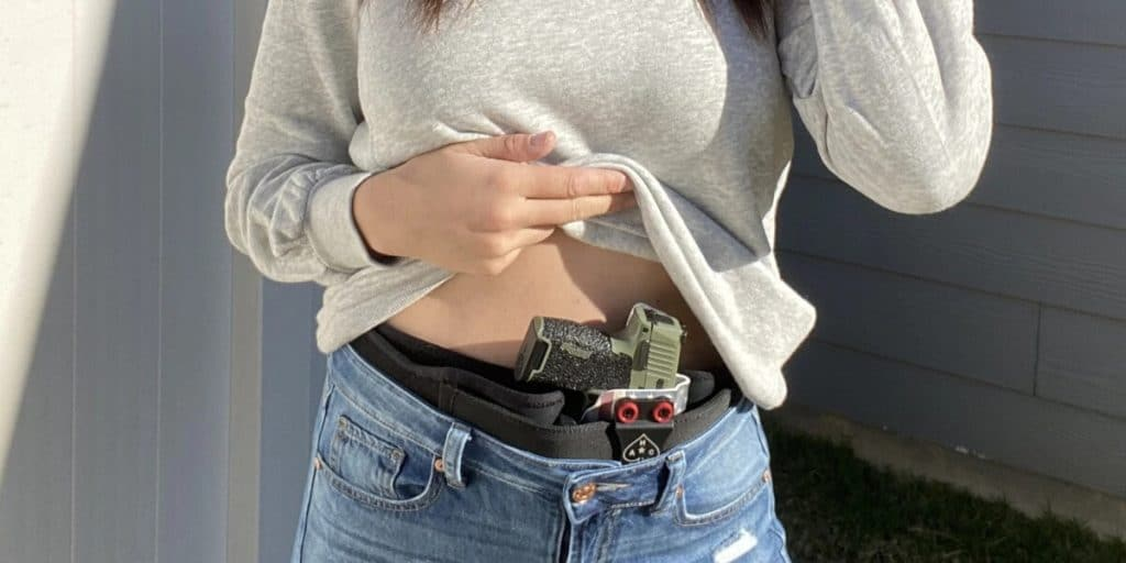 best belly band holsters