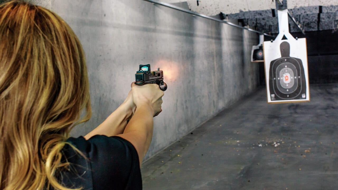 best handgun for women