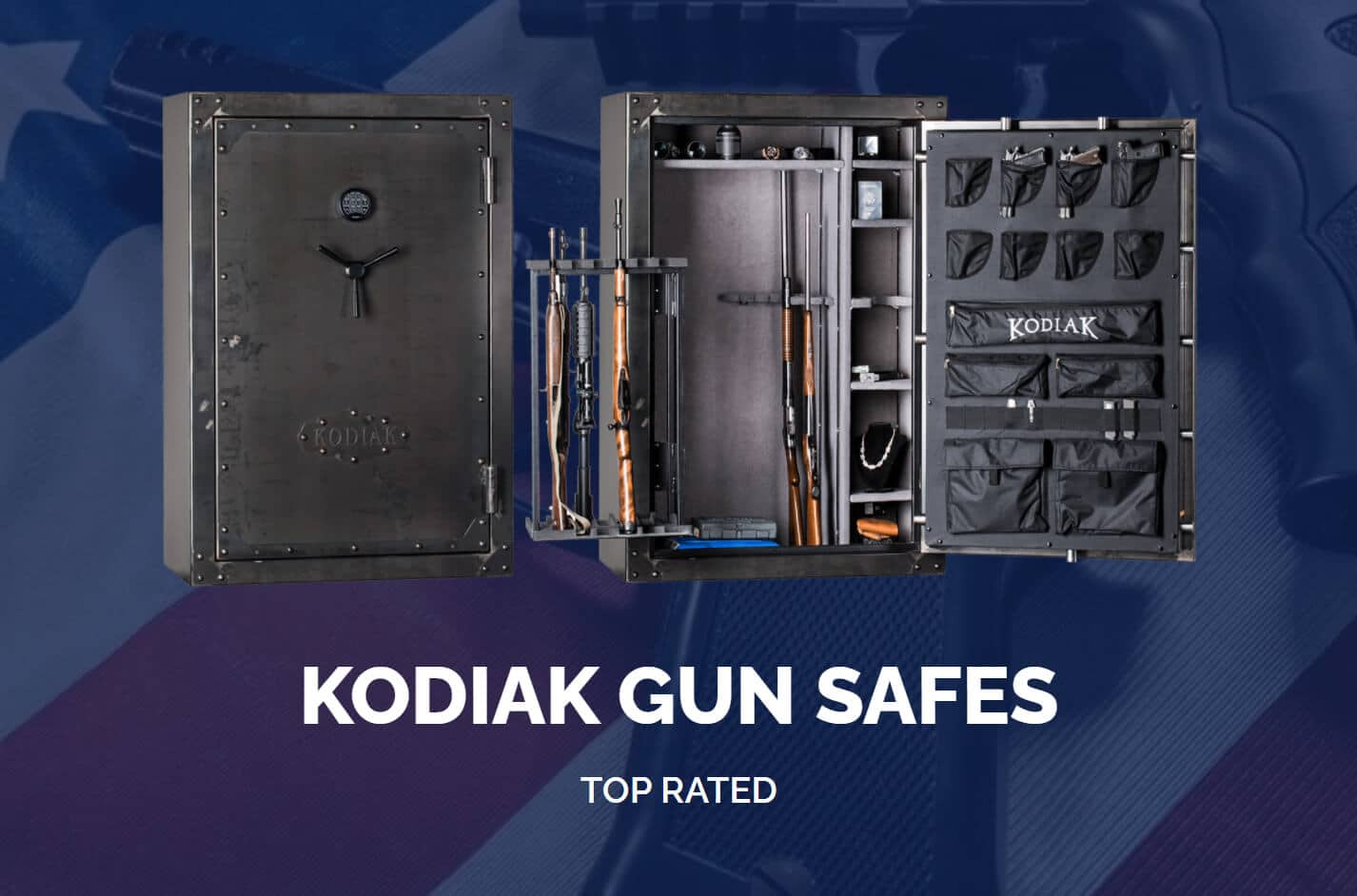 kodiak gun safes
