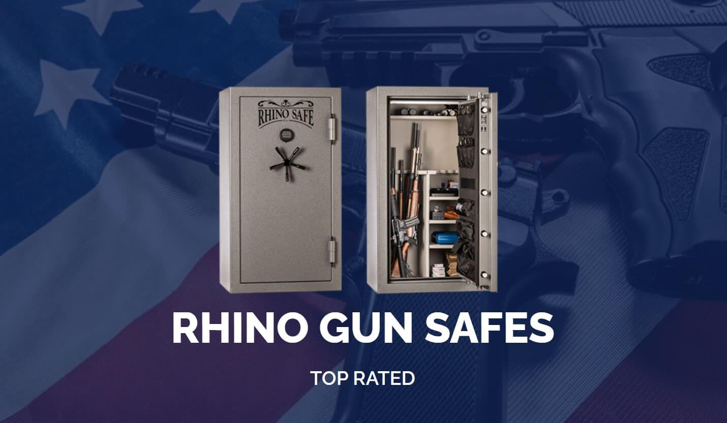 best rhino gun safe